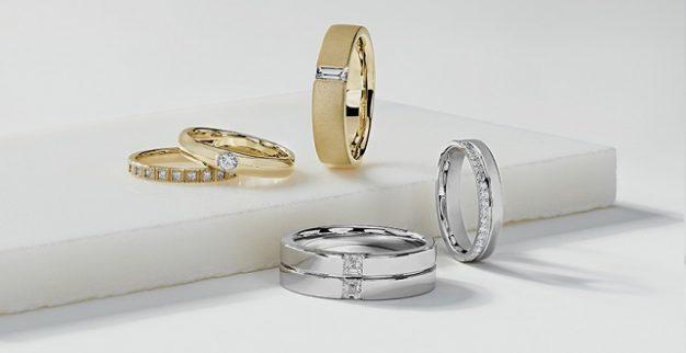 טבעות אירוסין לגבר יהלומים