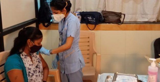 יהלומים הודו חיסונים קורונה