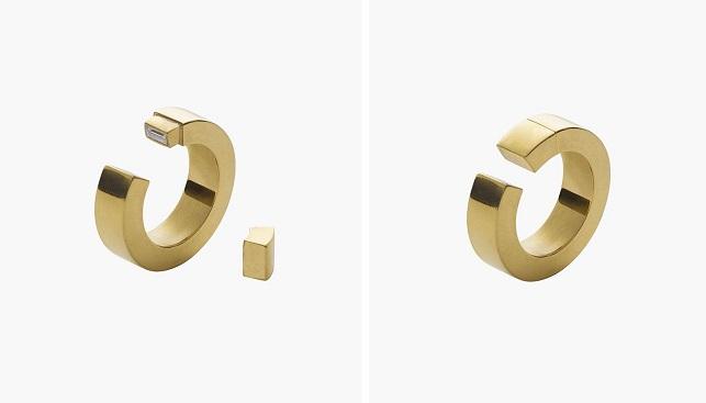 טבעת אירוסין יהלומים מוסתרים