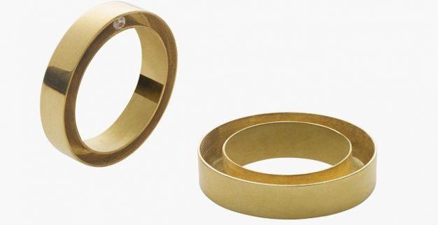 טבעת אירוסין יהלומים נסתרים