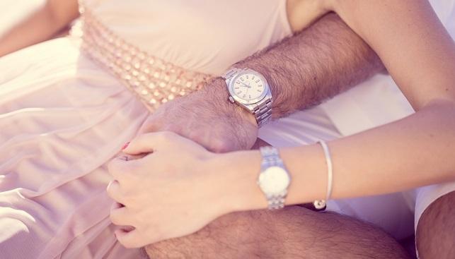 שעוני יהלומים אירוסין יוקרה