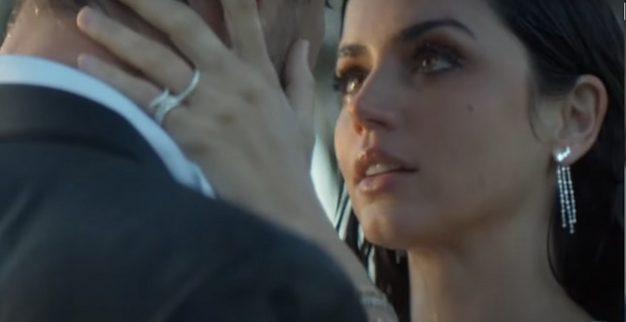 קמפיין יהלומים אנה דה ארמס